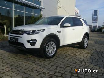 Prodám Land Rover Discovery Sport 2,0 TD4 9-AT SE DODÁNÍ - IHNED