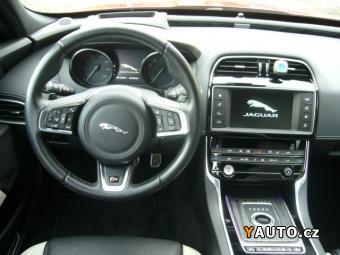 Prodám Jaguar XE S 3,0 V6 Aut