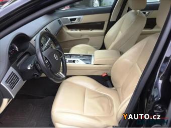 Prodám Jaguar XF 2,2 Luxury