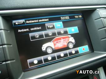 Prodám Land Rover Range Rover Evoque 2,0 Si4 240PS DYNAMIC-1maj, ČR