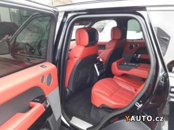 Prodám Land Rover Range Rover Sport SDV8 AB DYN-ZÁRUKA, DVD, TV, TOP