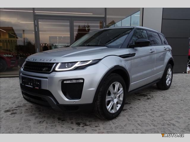 Prodám Land Rover Range Rover Evoque 2,0 TD4 150PS AT SE Dynamic