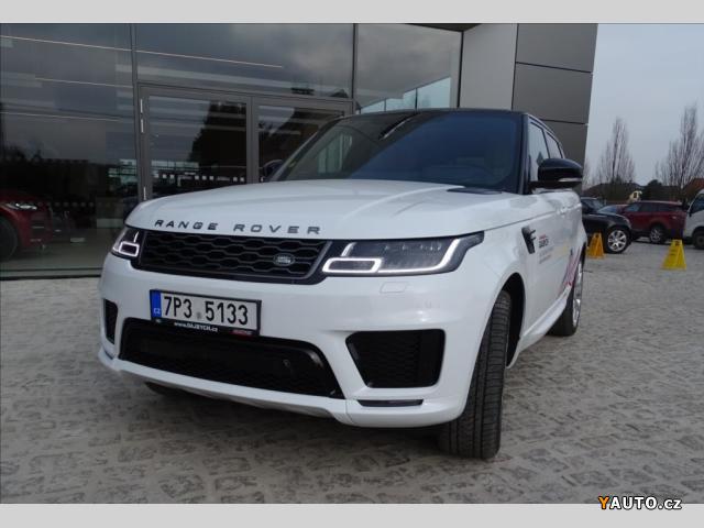 Prodám Land Rover Range Rover Sport 3,0 SDV6 HSE DYNAMIC