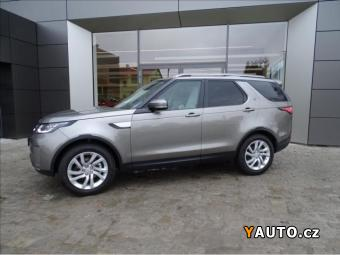 Prodám Land Rover Discovery 3,0 Td6 AT HSE MY18