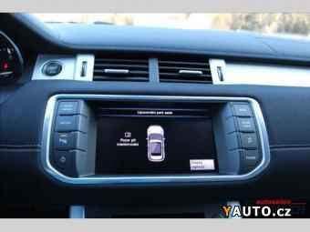 Prodám Land Rover Range Rover Evoque 2,2 TD4 6AT Dynamic 16V