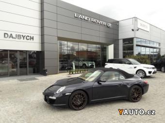 Prodám Porsche 911 3,6 Carrera Cabrio PDK - 2. maj