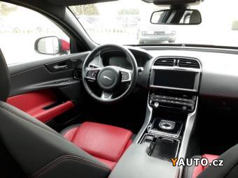Prodám Jaguar XE 25d 240PS AWD RS-Kůže, WiFi, TOP