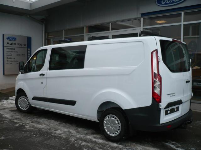 Prod 225 M Ford Transit Custom Kombi Van 310 L2 Trend Prodej