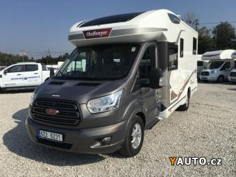 Prodám Challenger 287GA Mageo Ford 2.0 EcoBlue