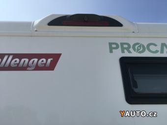 Prodám Challenger C266 Genesis 2.0 EcoBlue