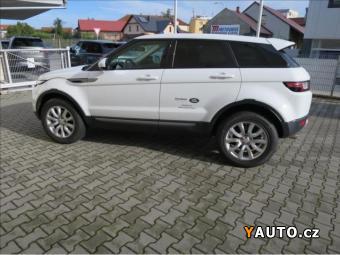 Prodám Land Rover Range Rover Evoque 2,0 Pure