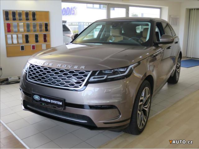 Prodám Land Rover VELAR SE 2,0