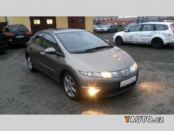 Prodám Honda Civic 2,2 I- CDTi 103 Kw COMFORT