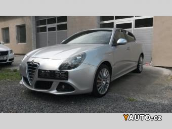 Prodám Alfa Romeo Giulietta 2,0 JTD M 125 Kw