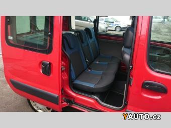 Prodám Renault Kangoo 1,2 16V 5 MÍST TOP