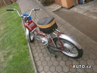 Prodám Jawa 550 ZÁVODNÍ ÚPRAVA