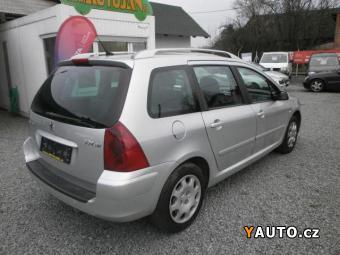 Prodám Peugeot 307 1.6i SW
