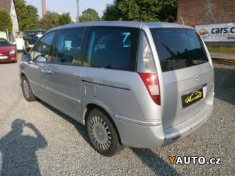 Prodám Lancia Phedra 2.2 JTD