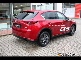Prodám Mazda CX-5 2.0 i 160k AWD ATTRACTION NAVI