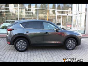 Prodám Mazda CX-5 2.5 i 194k REVOLUTION TOP AWD