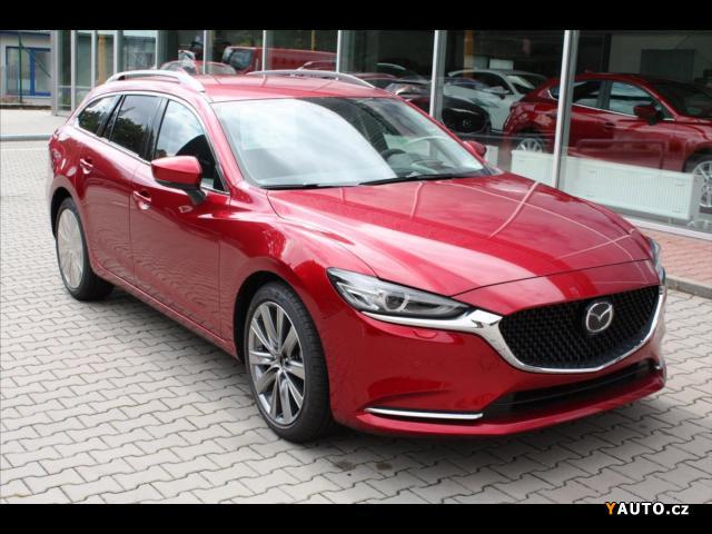 Prodám Mazda 6 2.5 i 194k WGN A, T REVOLUTION
