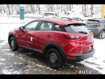 Prodám Mazda CX-3 2.0 i 120k 2WD EMOTION