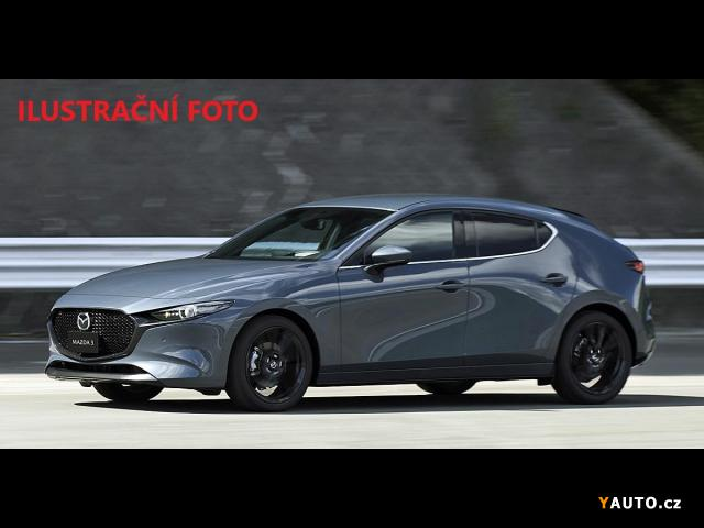 Prodám Mazda 3 2.0 i 122k HB PLUS, SAFETY, SOUN