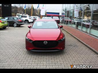Prodám Mazda 3 2.0 i 122k HB A, T PLUS, SOUND, S
