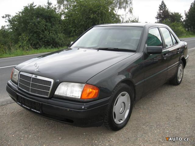 Prodám Mercedes-Benz Třídy C 1.8i, Velmi zachovalý