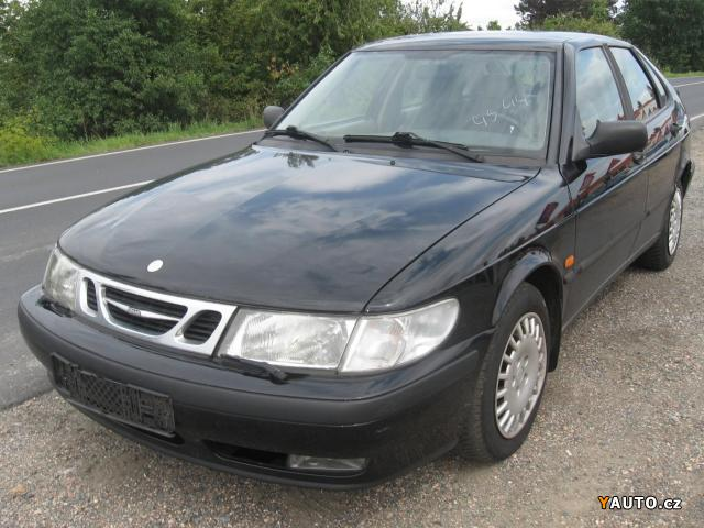 Prodám Saab 9-3 2.2 TI D