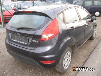 Prodám Ford Fiesta 1.25i