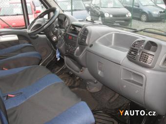 Prodám Fiat Ducato 2.3 JTD, Nová spojka +
