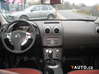 Prodám Nissan Qashqai 1.6i, 43000 KM