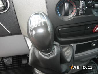 Prodám Volkswagen Crafter 2.5 TDi, Nové rozvody