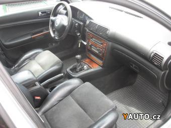 Prodám Volkswagen Passat 1.9 TDi, Velmi zachovalý