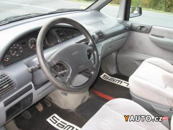 Prodám Fiat Ulysse 2.0 JTD, 7 míst