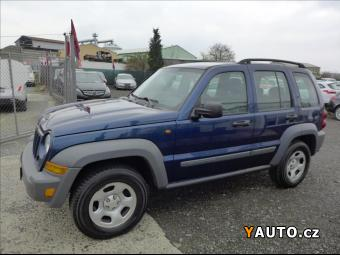 Prodám Jeep Cherokee 2,8 CRD-120KW 6st. MANUÁL