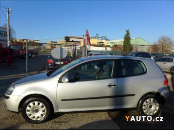 Prodám Volkswagen Golf 1.4 i - 55 KW klima