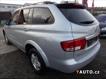Prodám SsangYong Kyron 2,0 M200 XDI - 104 KW