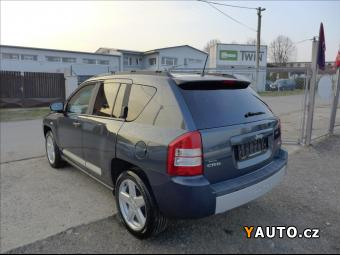 Prodám Jeep Compass 2,0 CRD LIMITED