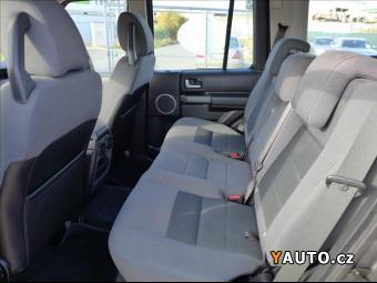 Prodám Land Rover Discovery 2,7 TDV6 SE PLNÁ SERVISKA