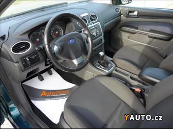 Prodám Ford Focus 1,6 TDCi TITANIUM