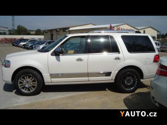 Prodám Lincoln Navigator 5,4