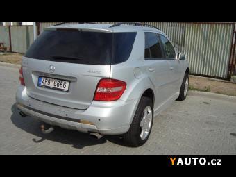 Prodám Mercedes-Benz Třídy M 320 cdi  Pružiny