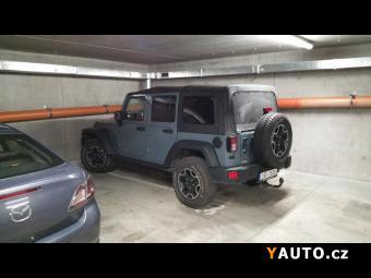 Prodám Jeep Wrangler 2.8 CRD RUBICON 1. majitel