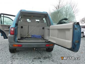 Prodám Land Rover Freelander 1.8i 4x4, Rozvody, vizko spojk