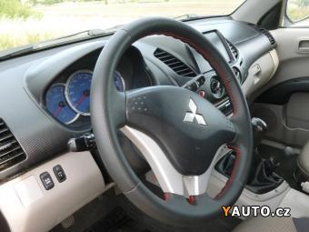 Prodám Mitsubishi L200 2.5 TDi perfektní stav