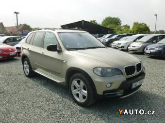 Prodám BMW X5 3,0 D, panorama ČR 1. maj