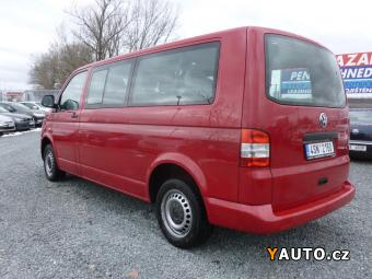 Prodám Volkswagen Transporter 2.0 Tdi 9. míst