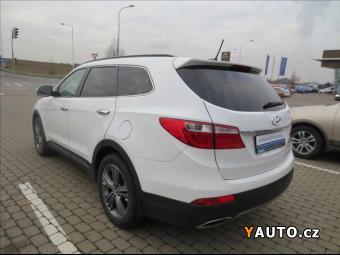 Prodám Hyundai Santa Fe 2,2 CRDI GRAND 7. MÍST ČR ZÁRUK